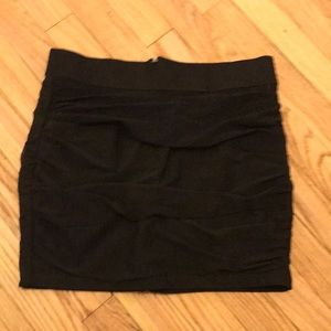 Akira Chicago Black mini skirt